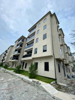 Luxury Finished 3 Bedroom Apartment, Lekky County, Chevron, By 2nd Toll Gate, Premium Estate, Ikota, Lekki, Lagos, Flat / Apartment for Sale
