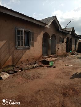 a Bungalow of 6 Rooms Face to Face on Standard Half Plot of Land, Megida Ipaja, Ayobo, Lagos, Detached Bungalow for Sale