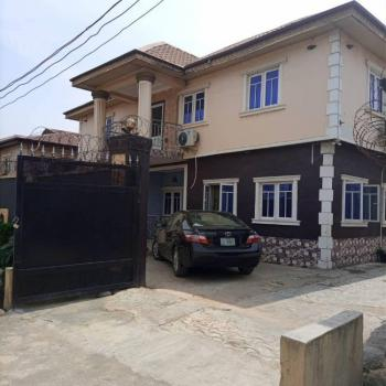 5 Bedroom Duplex Situated  Around The The Commercialize, Berger, Ojodu, Lagos, Detached Duplex for Sale