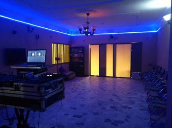 Party Apartment Floor, Fully Set Up, Estaport Road, Gbagada, Lagos, Flat Short Let