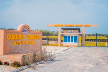Buildable Land in a Beachfront Built Up Community, Igando Orudu, Ibeju Lekki, Lagos, Residential Land for Sale