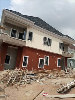 4 Bedrooms Semi-detached Duplex with a Room Bq, Omole Phase 2, Omole Phase 2, Ikeja, Lagos, Detached Duplex for Sale