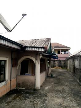 Standard 2 Units of 2 Bedroom Flat in Good Neighborhood, Adageorge Road By Mini Orlu, Port Harcourt, Rivers, Detached Bungalow for Sale