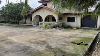 Magnificently Built and Well Located and 5 Bedroom Detached Bungalow, Akpajo Elelenwo Road, Eleme, Rivers, Detached Bungalow for Sale