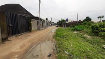Well Located Plot of Land in a Secured Estate, Greenland Estate, Rumuduru, Port Harcourt, Rivers, Residential Land for Sale