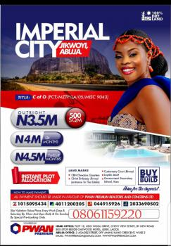 Plots of Land Available, Imperial City Estate, Jikwoyi, Abuja, Mixed-use Land for Sale