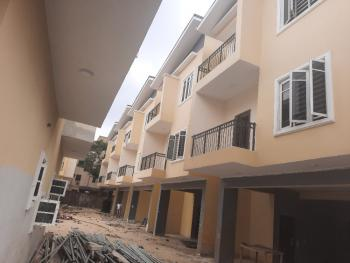 2 Units of Brand New 5 Bedrooms Terraced House with 1 Room Bq, Off Coker Road, Ilupeju, Lagos, Terraced Duplex for Rent