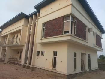 Spacious Cozy 4 Bedroom Semi Detached Duplex + Bq, Angles Court 5 Mins Drive From The Renowned Novare Mall Shoprite, Abijo, Lekki, Lagos, Semi-detached Duplex for Sale