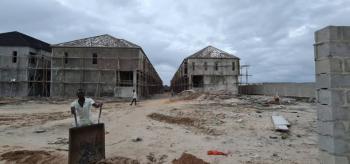 Bulk Purchases: 100 Units of 4-bedroom Terraces and Semi-detached Houses, Lafiaji Road Off Orchid Road, Lafiaji, Lekki, Lagos, Semi-detached Duplex for Sale