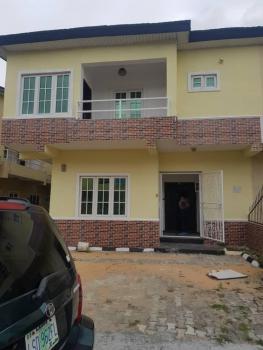 Luxury 4 Bedroom Duplex with Bq, Road  , Lekki Gardens Estate, Ajah, Lagos, Semi-detached Duplex for Sale