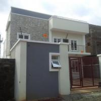 5 Bedroom Detached Duplex(all Ensuite) With Jacuzzi, Cctv, Fitted Kitchen, Central Multi Media System, Bullet Proof Doors, Dstv, Ante Room, A Pent House With Large Sitting Room And 2 Room Bq , Gra, Magodo, Lagos, 5 Bedroom, 6 Toilets, 5 Baths House For Sale