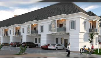 Luxury 4 Bedroom Terrace with Excellent Facilities, Orchid Road, Lafiaji, Lekki, Lagos, Terraced Duplex for Sale