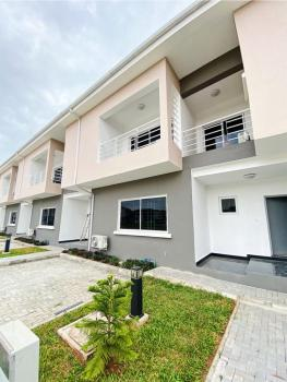 4 Bedroom Terraced House in a Beautiful Fully Serviced Estate, Earl's Court, Ikate (3rd Roundabout) By Nike Art Gallery, Ikate, Lekki, Lagos, Terraced Duplex for Sale