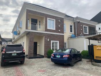 Luxury Furnished 4 Bedroom Semi Detached Duplex, Osapa, Lekki, Lagos, Semi-detached Duplex for Rent