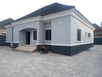 Luxury 3 Bedroom in a Well Secured Estate, Efab Queens Estate, Gwarinpa, Abuja, House for Rent