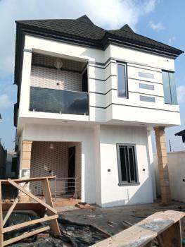 5 Bedrooms Detached Duplex with Bq All Room Ensuite, Gra Extension, Omole Phase 2, Ikeja, Lagos, Detached Duplex for Sale