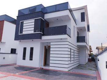 Detached 5 Bedrooms, 2bqs, Pool, Study., Lekki Phase 1, Lekki, Lagos, Detached Duplex for Sale