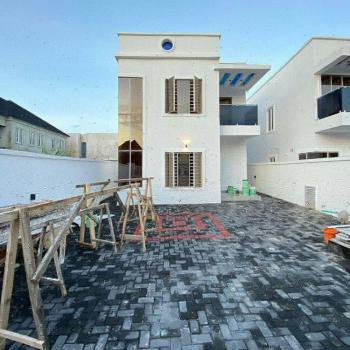 Luxury 5 Bedroom Duplex with a Swimming Pool, Lekki Palm City, Ajah, Lagos, Detached Duplex for Sale