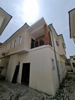 4 Bedroom Semi Detached Duplex with a Domestic Room, Before Chevron, Lekki Expressway, Lekki, Lagos, Semi-detached Duplex for Rent
