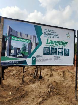 Dry Plot of Land, New International Airport Road, Eleranigbe, Ibeju Lekki, Lagos, Residential Land for Sale
