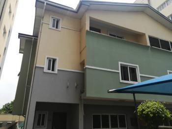 4 Bedroom Triplex in a Choice Location, Primewater Views Gardens 2 Ikate, Eleguishi, Lekki, Lagos, Semi-detached Duplex for Sale