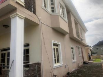 Four 4 Bedroom Semi-detached House with 2 Room Bq, Osapa, Lekki, Lagos, Semi-detached Duplex for Rent