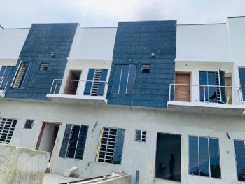 Amazing 4 Bedroom Terraced Duplex in a Beautiful Area, After 2nd Tollgate, Chevron, Ikota, Lekki, Lagos, Terraced Duplex for Sale