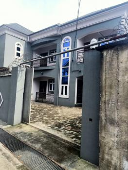 3 Bedroom Flat, Potter Estate Off Joe Alagoa Way, Peter Odili Road, Port Harcourt, Rivers, Flat for Rent