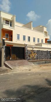 4 Bedroom Fully Semi-detached Duplex, Obadina Street, Omole Phase 1, Ikeja, Lagos, Detached Duplex for Sale