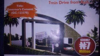 Affordable Dry Land, Vine Ridge Estate Abijo Gra, Sangotedo, Ajah, Lagos, Residential Land for Sale