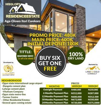 100% Dry Land, Ewekoro, Ogun, Mixed-use Land for Sale