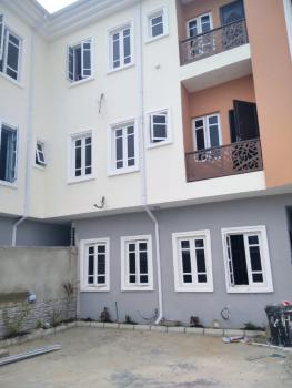 Newly Built Luxury 2 Bedrooms Fully Finished and Fully Serviced Upper Floor, Jakande, Lekki, Lagos, Flat for Rent