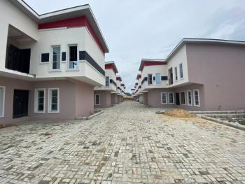 Spacious 4 Bedrooms Terrace Duplex, Ilasan, Lekki, Lagos, Terraced Duplex for Sale