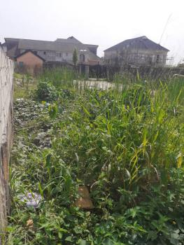Full Plot of Land Fenced, Unity Estate Maryland, Badore, Ajah, Lagos, Residential Land for Sale
