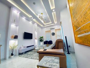 Aesthetic 4 Bedrooms Duplex with Private Chef, Osapa, Lekki, Lagos, Detached Duplex Short Let