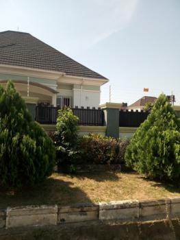 Luxury 3 Bedrooms Bungalow in a Serene Environment, Efab Qeens Estate Karsana, Gwarinpa, Abuja, Detached Bungalow for Rent