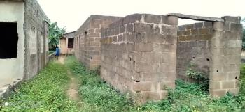 2 Nos 3 Bedroom Flat on Half Plot of Land, Honda Bus Stop, Sango Ota, Ogun, Residential Land for Sale