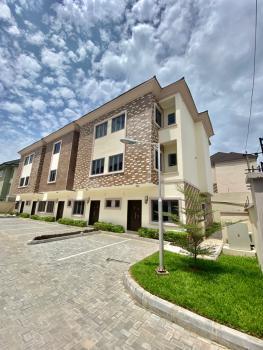 Beautiful 4 Bedroom Terraced Duplex with 24 Hours Power, Osapa London, Lekki Phase 2, Lekki, Lagos, Terraced Duplex for Sale