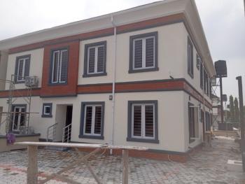 4 Bedroom Semidetached Duplex with a Room Bq, Buena Vista Estate, Lafiaji, Lekki, Lagos, Semi-detached Duplex for Sale