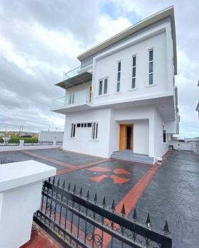 Luxury Brand New 5 Bedroom Fully Detached Duplex, Acadia Groove, Osapa, Lekki, Lagos, Detached Duplex for Rent