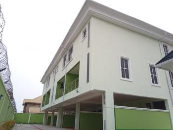 Brand New 4units of Unique 3 Bedroom Terrace Duplex with Big Room Bq, Lekki Scheme2 Estate, Ajiwe, Ajah, Lagos, Terraced Duplex for Rent
