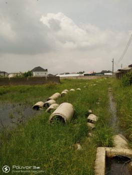 9 Plots of Land  Fenced Together, Close to Thera Annex Estate Gate, Sangotedo, Ajah, Lagos, Mixed-use Land for Sale