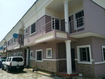 Newly Built Luxury 4 Bedrooms Terraced Duplex, Fully Finished and Fully Serviced, Bakare Estate, Agungi, Lekki, Lagos, Terraced Duplex for Rent