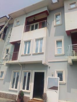 Luxury 4 Bedroom with Bq Terrace Duplex, Atlantic View Estate Off Alpha Beach Road, Lekki Phase 2, Lekki, Lagos, Terraced Duplex for Rent