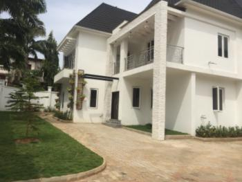 Brand New Diplomatic 5 Bedroom Serviced Duplex, 2 Bedroom Bq, Chalet., Off Ibb Way, Maitama District, Abuja, House for Rent