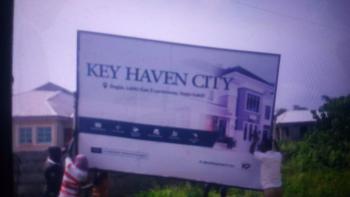 Affordable Dry Land, Key Haven City Bogije Shapati Off Lekki Epe Express Way, Bogije, Ibeju Lekki, Lagos, Mixed-use Land for Sale