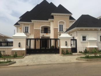 Brand New 7 Bedroom Ambassadorial Mansion, Pool,servant Quarters, Lift, Off Ibb Way, Maitama District, Abuja, House for Sale