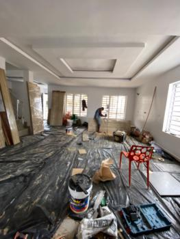 Luxury 4 Bedroom Terraced Duplex with 24 Hours Power, 2nd Toll Gate, Lekki Phase 2, Lekki, Lagos, Terraced Duplex for Sale