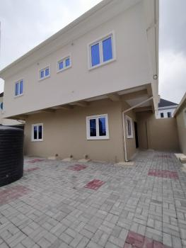 Brand New 4bedroom with Bq, Oral Estate, 2nd Tolerate Chevron, Lekki, Lagos, Semi-detached Duplex for Rent