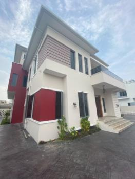 Luxury 6 Bedroom Mansion with a Pool, Gym and Cinema., Osapa, Lekki, Lagos, Detached Duplex for Sale